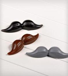 Fancy Mustache Soap - Set of 3 by Latika Soap on Scoutmob Shoppe