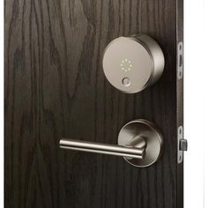 August Smart Lock Wireless door lock with Bluetooth LE