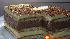 Tutti frutti – kolač koji se ne peče ~ Recepti i Ideje Brze Torte, Kolaci I Torte, Bosnian Recipes, Croatian Recipes, Tutti Frutti, Baking Recipes, Cake Recipes, Dessert Recipes, No Bake Desserts