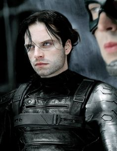 """So beautiful, so bright, so painful, so shallow.""... Bucky"