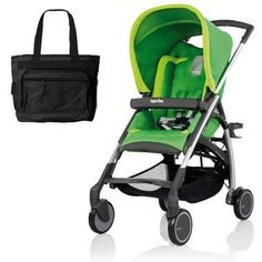Inglesina AG54D5LIMUS AVIO Stroller with Diaper Bag - Lime Reviews - http://babystrollers.everythingreviews.net/889/inglesina-ag54d5limus-avio-stroller-with-diaper-bag-lime-reviews.html