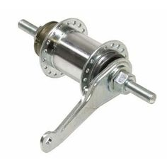 Bike Hubs - Shimano Coaster Brake Hub 36H x 080G Silver ** You can get additional details at the image link.