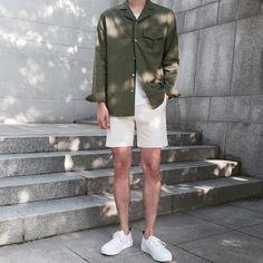 New Fitness Mens Fashion Menswear Ideas Old Man Fashion, Korean Fashion Men, Korean Men, Look Fashion, Trendy Fashion, Mens Fashion, Fashion Outfits, Fashion Menswear, Korean Style