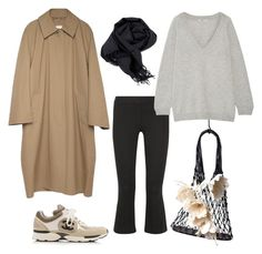 """""""Simple monday"""" by deborarosa ❤ liked on Polyvore featuring Vetements, The Row, T By Alexander Wang and Chanel"""