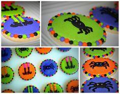 Simply Creative Insanity: Halloween cookies