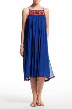 Laranya Embellished Cotton Dress   | Calypso St. Barth