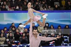 Meagan Duhamel and Eric Radford of Canada compete in the Paies free skating during the ISU Grand Prix of Figure Skating NHK Trophy on November 26, 2016 in Sapporo, Japan.