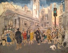JOHN MARIN  Pertaining to Fifth Avenue and Forty-Second Street