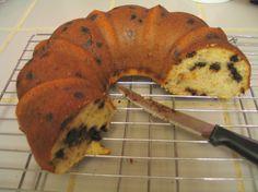 Sour Cream Chocolate Chip Pound Cake Recipe - Baking.Food.com