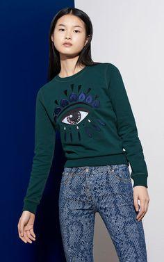 Eye Sweatshirt for Kenzo | Kenzo.com