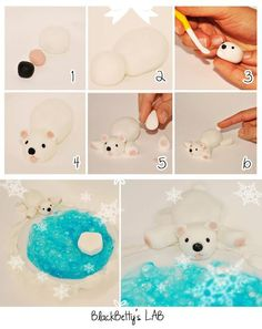 tute by BlackBetty's LAB via More-ish Cupcakes on Facebook
