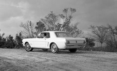 1965 Ford Mustang FORD's Top 20 cars of all time