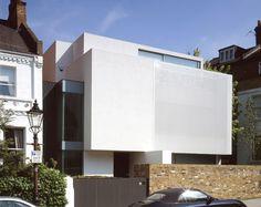 New House Hampstead, London, UK by Guard Tillman Pollock.