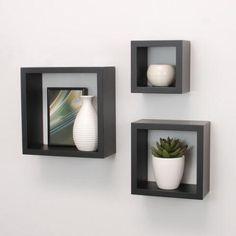 Étagère carrée de la Collection Cubbi de nexxt - Jeu de 3                  -                                Décoration intérieure                  -                                Maison                  -                                Départements                                              | Tigre Géant
