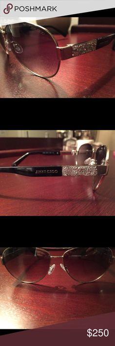 823099c56c2 Jimmy Choo sunglasses Babas aviator sunglasses Jimmy Choo Accessories  Glasses Fashion Tips