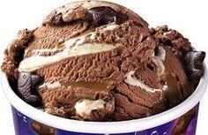 Mall Food Court Copycat Recipes: Baskin Robbins Rocky Road Ice Cream