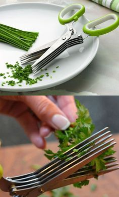 Herb Scissors - Great for green onions, chives, etc.
