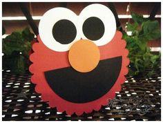 Elmo Party Invite