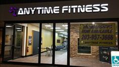 Bree personal training sessions at anytime fitness gym in for Craft store norwalk ct