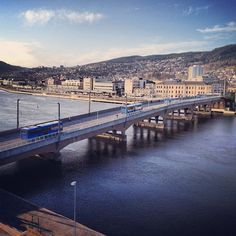 Drammen, Buskerud, Norway - This is the area where the Kopperud farm's were located... where I get my Surname.
