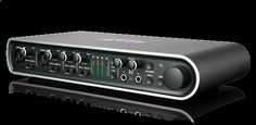 Sound amazing with newly re-architected Mbox Pro audio and MIDI computer recording interface