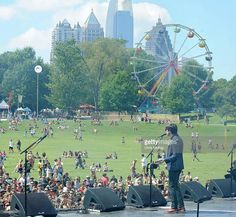 At music midtown festival