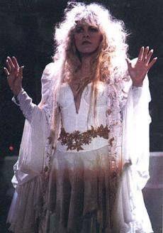 Boho 80's Stevie Nicks