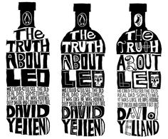 """Book cover """"The truth about Leo"""""""
