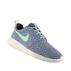 I designed this at NIKEiD Nike Roshe Run Premium Liberty iD Shoe Size 7.5