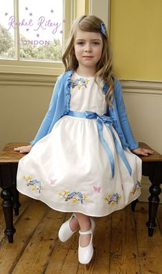 One of the finest store in NYC.  Reasonable prices for the quality of the clothing.  New Yorkers always shop here.  Rachel Riley Spring Collection 2014  #children #clothing