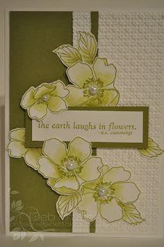 Debs Craft Shed: Stamp Set - Fabulous Florets
