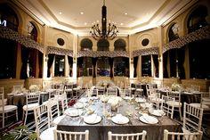 Photography: JPP Studios - jppstudios.com Floral Design: Kristina Lynn Floral - kristinalynnfloral.com Day-Of Coordination: Melissa Star Event Design - melissastarevents.com  Read More: http://www.stylemepretty.com/2012/04/25/chicago-wedding-at-the-allerton-hotel-by-jpp-studios/