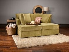 Movie Lounger with Milkweed Microterry Covers #Lovesac