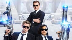"A New Trailer Shows Chris Hemsworth, Tessa Thompson & Liam Neeson Are ""Men In Black: International"" Men In Black, Liam Neeson, Tommy Lee Jones, Rebecca Ferguson, Tessa Thompson, Straight Outta Compton, Movies 2019, Top Movies, Imdb Movies"