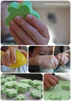 Recipe: Peppermint Creams – Kids Activities Blog