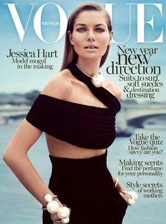 cool Retrospectiva 2014 | Vogue Austrália  [Capas]
