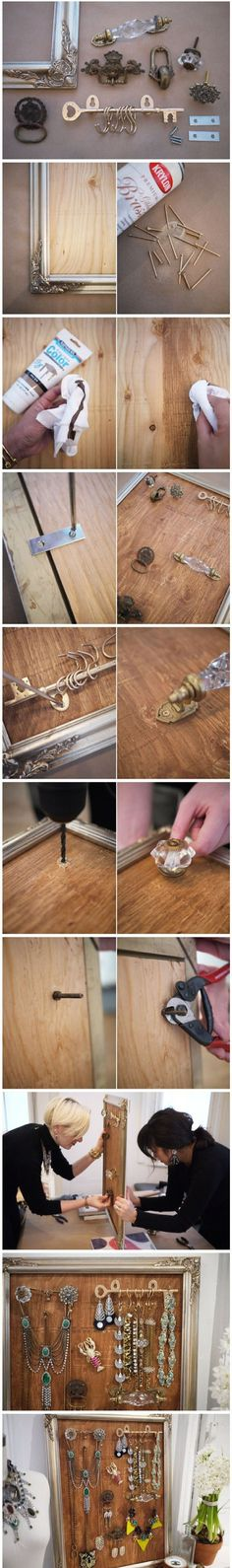 Ομορφη κατασκευή για τα κοσμήματα | MeaColpa
