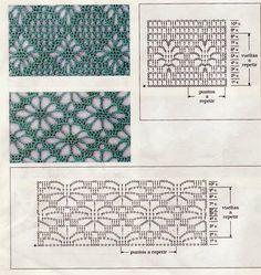 Irish crochet &: Жакет паучками