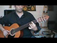 Une guitare jouable sur Beautiful Tango Hindi Zahra (Cours de guitare po...