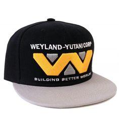 Full cap Alien - czapka z daszkiem Weyland-Yutani Corp