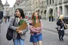 Mina&Dahyun-Twice In Switzerland