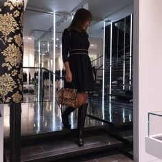 Lanvin outfit available at #montaignemarketparis #montaignemarket #paris #store #lanvin #girl #fashion #avenuemontaigne