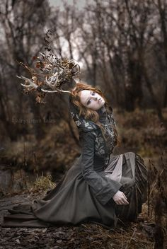 fashion photography forest - Google Search