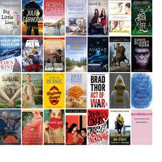 """Wednesday, July 30, 2014: The Winterset Public Library has four new bestsellers, eight new videos, seven new audiobooks, one new children's book, and 16 other new books.   The new titles this week include """"Big Little Lies,"""" """"Fast Track,"""" and """"Lone Survivor."""""""