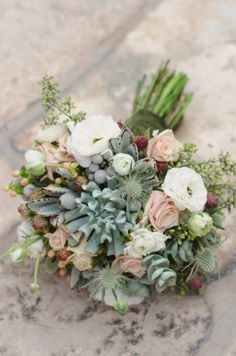 succulent bouquet - why can't i get bouquets like this at my florist?