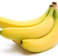 8. Banana  Post workout cramps and soreness often come from a lack of potassium.