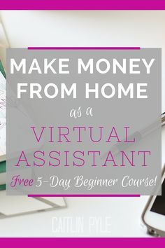 Start your own virtual assistant business. Find out how easy it is with Gina Horkey's beginner course. Work From Home Moms, Make Money From Home, Way To Make Money, Earn Money Online, Earning Money, Online Income, Virtual Assistant Jobs, Sign Up Page, Working Mom Tips