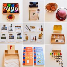 Our Montessori Life: Materials at 3 years
