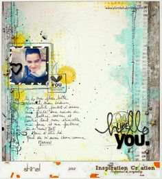 Inspiration Création Blog: Hello you {by Shirel}