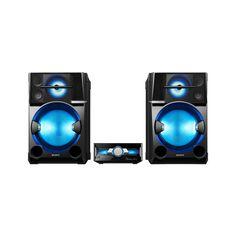 High Power Mini Hi-Fi System with Bluetooth,